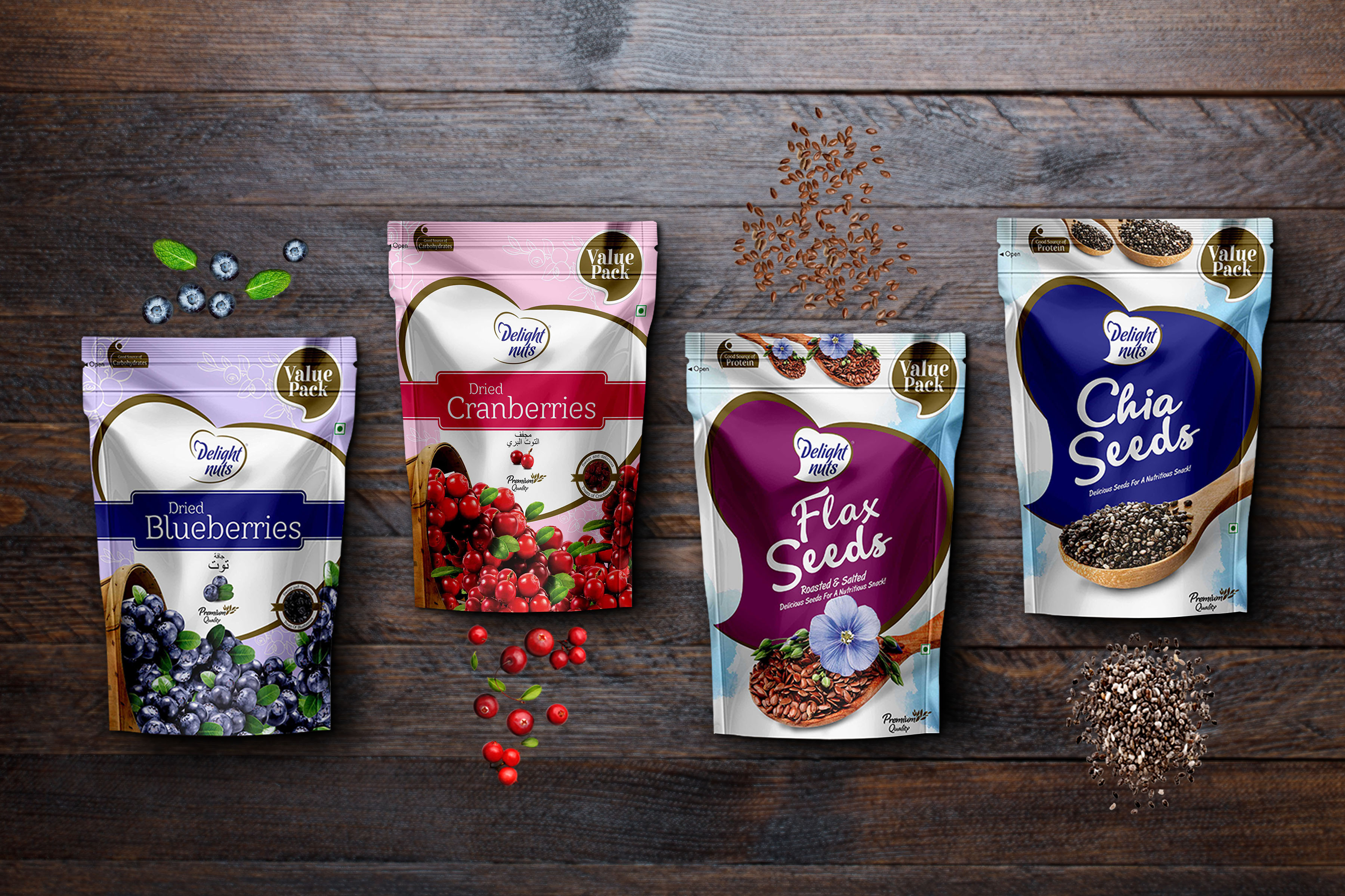 Delight Nuts – All Products