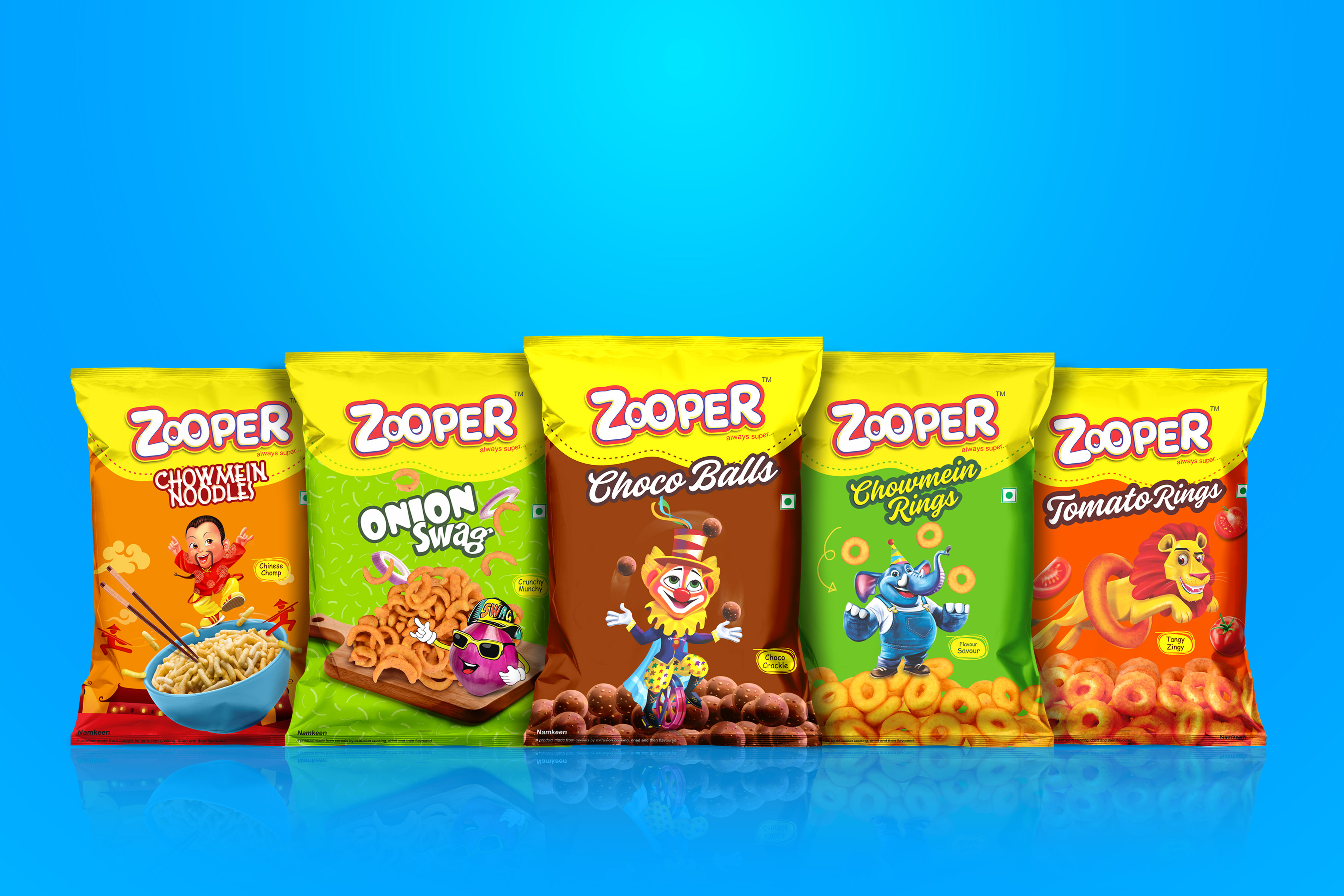 Zooper – All Products